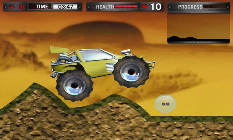 Download A Game Monster Truck Racing Game Android