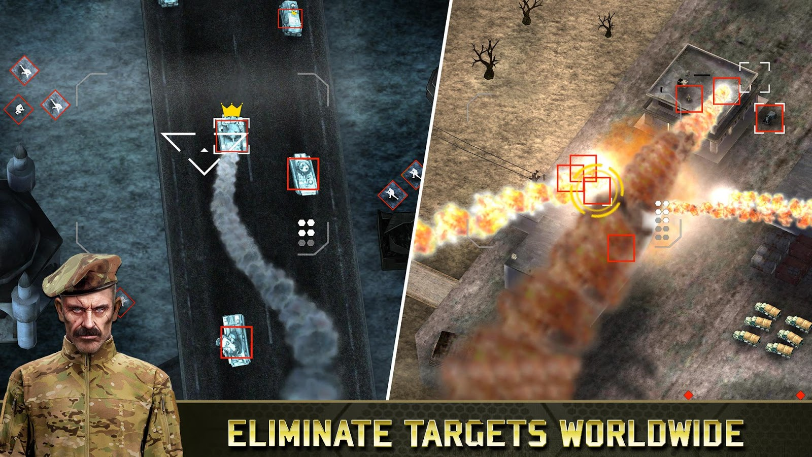 Download a game Drone: Shadow Strike android