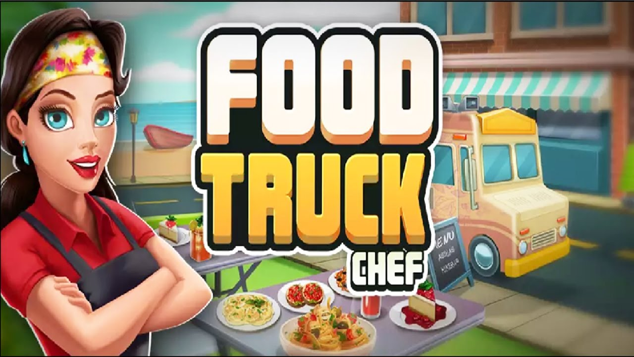 Food Truck Chef ™: Cooking Game