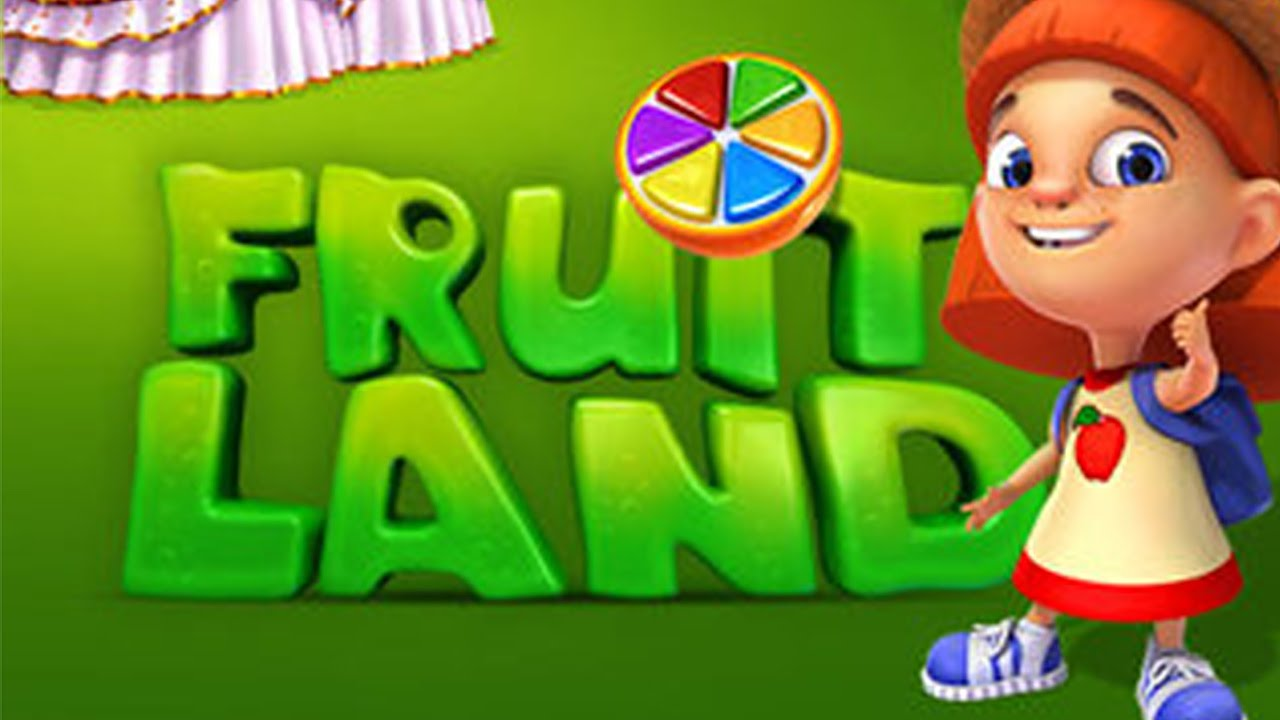 Fruit Land - match3 adventure