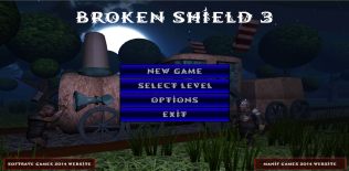 Broken Shield 3: Steampunk and Fantasy