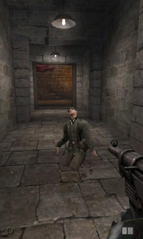 Download a game Return to Castle Wolfenstein android