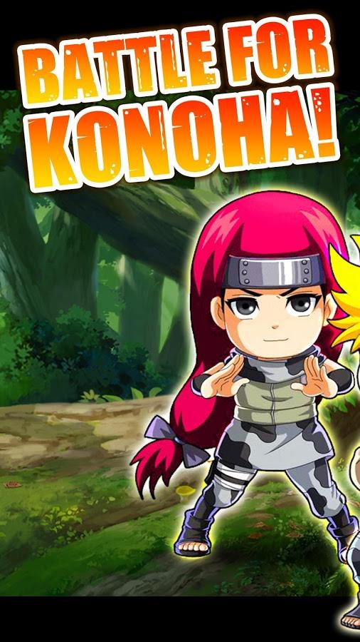 Download a game Ninja Heroes - Storm Battle: best anime ...