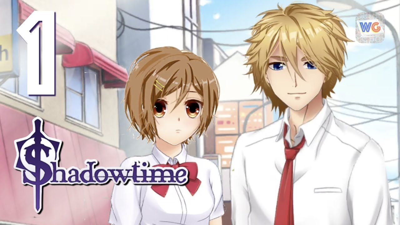 Anime Love Story Games: Shadowtime