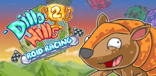 Dillo Hills 2: 'Roid Racing