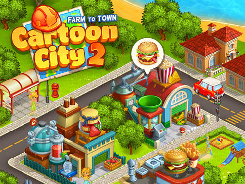 Cartoon city 2