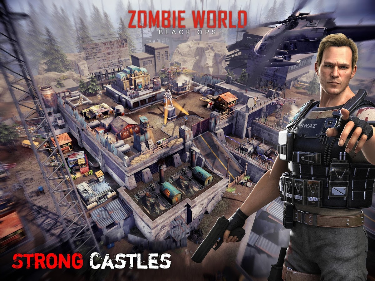 Zombie World: Black Ops - Last Day of Survival