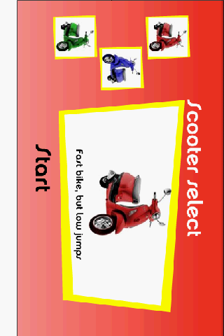 Download a game Vespa driver android