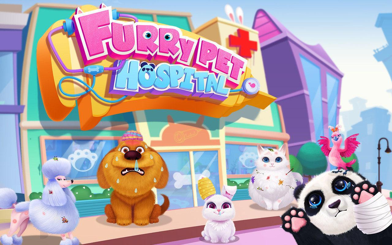 Furry Pet Hospital