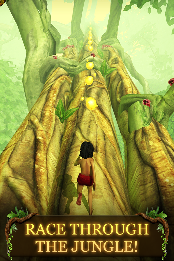 Jungle Book Game For Mobile