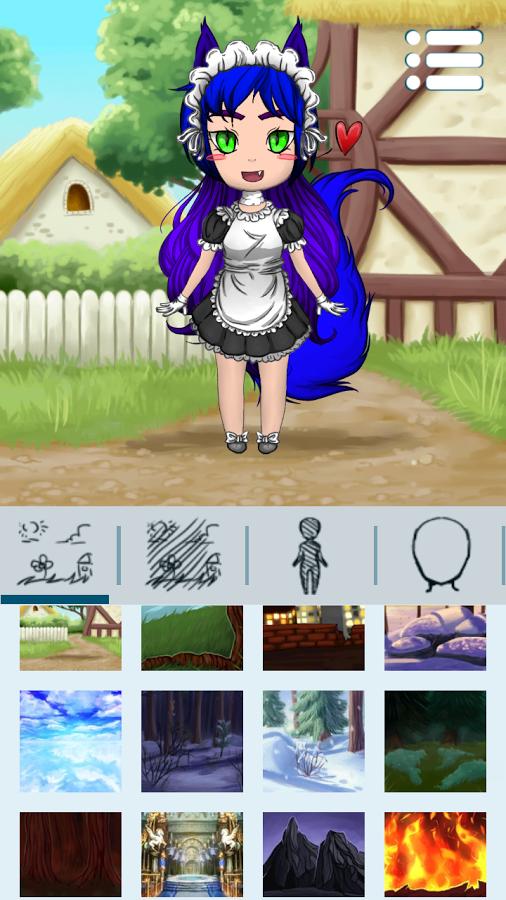 Avatar Maker Anime Chibi 2