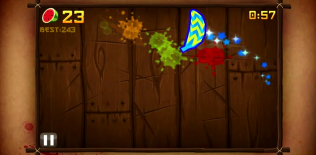 Fruit Ninja: Banana