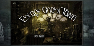 Escape The Ghost Town