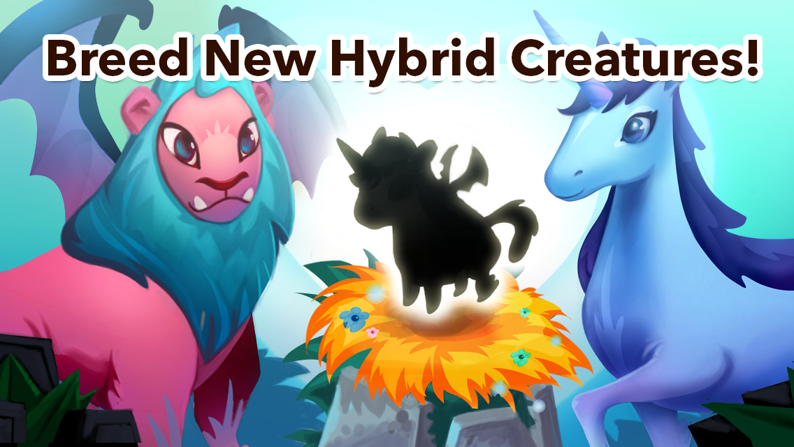 Download a game Mythical Mountain - Hatch android