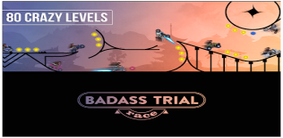 Badass Trial Race Free Ride