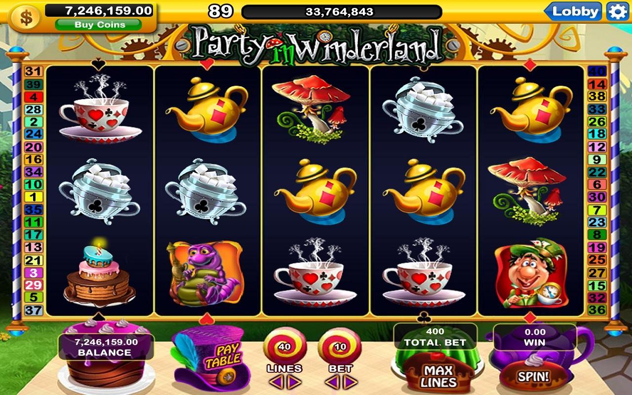 Slot machine gratis slotomania