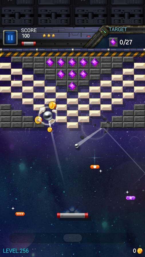 New game – brik brick breaker – magory. Net.