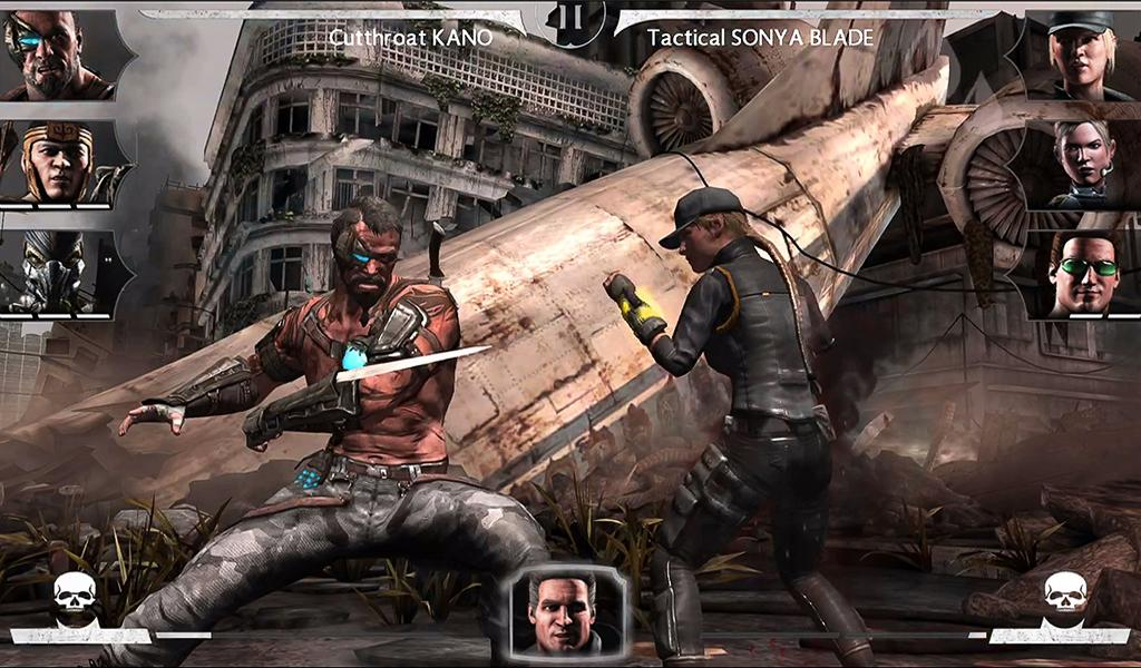 Mortal kombat x game free download for mobile android.