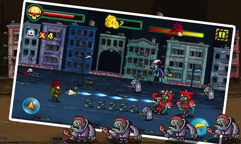 Download Game Zombie Shooter Portable Dishwasher