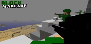 Block Warfare: Medieval