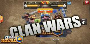 Royale Clans - Clash of Wars