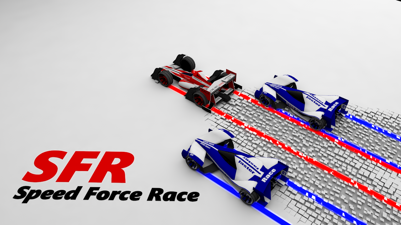 Speed ​​Force Race