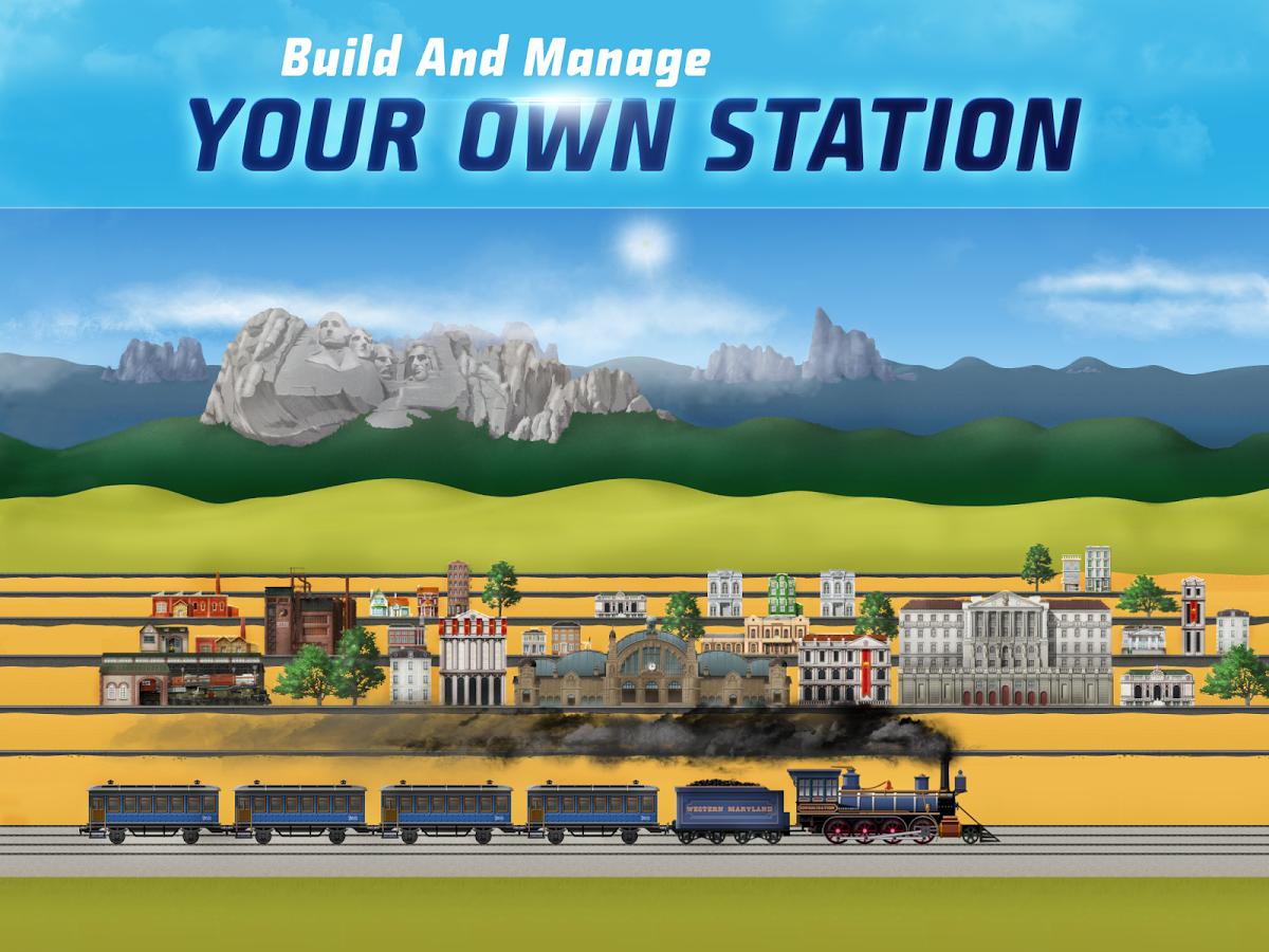 Mobile games download station
