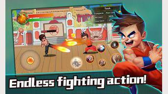 Chaos Fighter Kungfu Fighting