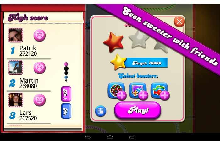 candy crush saga crushing candy saga excellent in quality and