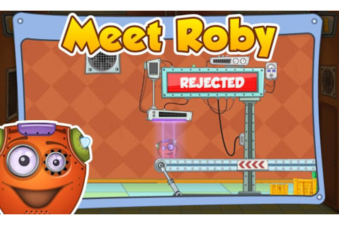 ВидеоОбзор #5 Rescue Roby на андроид. Программа для взлома игр на андроид.